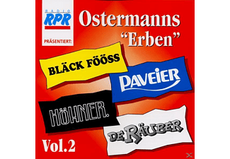 "VARIOUS - Ostermanns ""erben"" Vol.2 - (CD)"