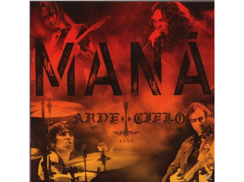 Maná - Arde El Cielo [CD + DVD Video]