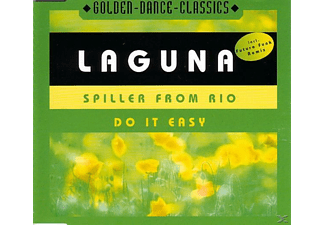 Laguna - Spiller From Rio-Do It Easy - (Maxi Single CD)