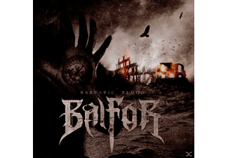 Balfor - Barbaric Blood - (CD)