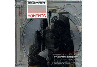 Anthony Pappa - Moments - (CD)