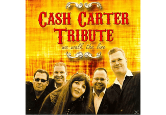 Cash Carter Tribute - We Walk The Line - (CD)