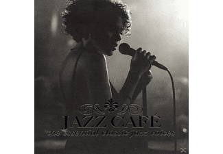 VARIOUS - jazz cafe vol.1 - (CD)