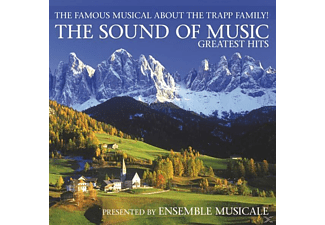 Ensemble Musicale Presents - The Sound Of Music-Greatest Hits - (CD)