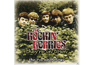 The Rockin' Berries - THEY'RE IN TOWN - (CD)