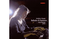 Anne Kauppi - Balladen & Fantasien [CD]