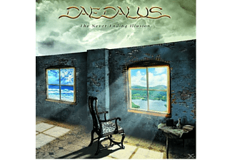 Daedalus - NEVER ENDING ILLUSION - (CD)