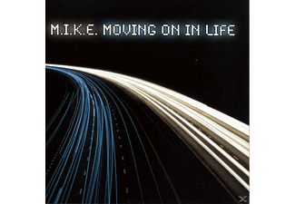 M.I.K.E. - moving on in live - (CD)