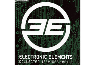 VARIOUS, Electronic Elements - the collected 12inch mixes 2 - (CD)