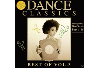 VARIOUS - Dance Classics Best Of 3 - (CD)