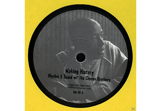 The Rhythm & Sound / Chosen Brothers - MAKING HISTORY (10INCH) - (Vinyl)