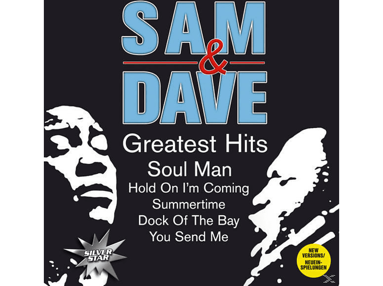 Sam & Dave - Soul Man-Greatest Hits [CD]