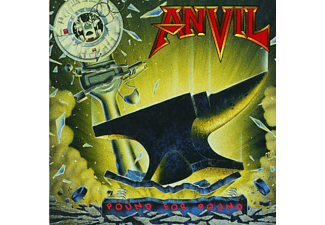 Anvil - Pound For Pound-Rerelease - (Vinyl)