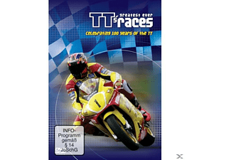 TT S GREATEST EVER RACES - CELEBRATING 100 YEARS - (DVD)