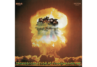 Jefferson Airplane - Crown Of Creation - (Vinyl)
