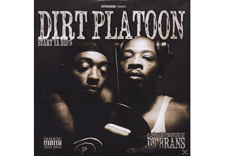 Dirt Platoon - Start Ya Bid's - (CD)