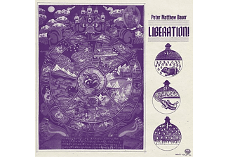 Peter Matthew Bauer - Liberation! - (CD)