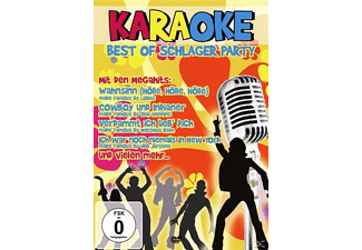 VARIOUS - Karaoke-Best Of Schlagerparty - (DVD)