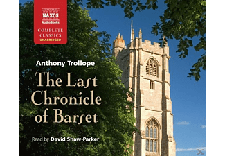 The Last Chronicle Of Barset - 28 CD - Hörbuch
