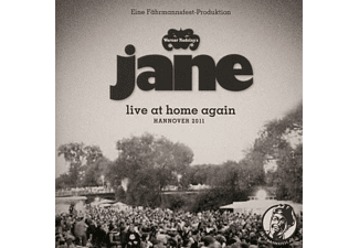 Werner Nadolny's Jane - Live At Home Again - (CD)