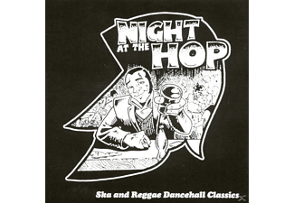 VARIOUS - A Night At The Hop-Ska & Reggae.. - (Vinyl)