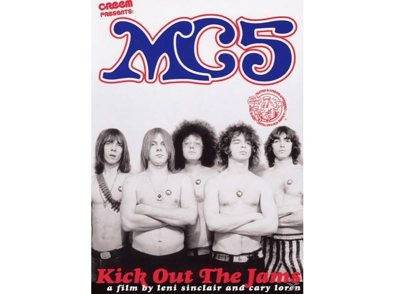 MC5 - Kick Out The Jams! [DVD]
