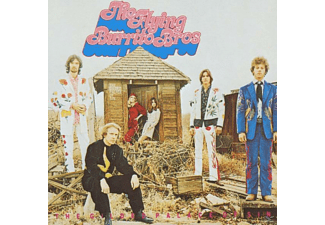 The Flying Burrito Brothers - Gilded Palace Of Sin - (CD)