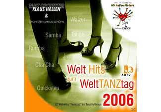 VARIOUS - Welttanztag 2006 - (CD)