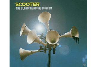 Scooter - The Ultimate Aural Orgasm Ltd. - (CD)