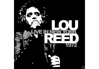 Lou Reed - Live In New York 1972 [Vinyl]