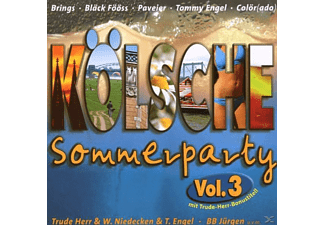 VARIOUS - Koelsche Sommerparty-Vol.3 - (CD)