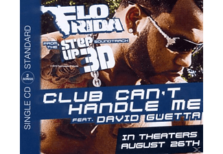 David Flo Rida Feat.guetta - Club Can't Handle Me (2track) - (5 Zoll Single CD (2-Track))