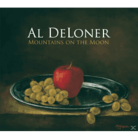 Al Deloner - Mountains On The Moon [CD]