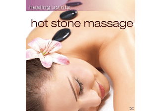 VARIOUS - Hot Stone Massage [CD]