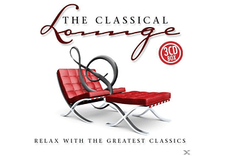 VARIOUS - The Classical Lounge - Relax With The Greatest Classics - (CD)