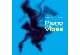 Piano Meets Vibes - Morning Clouds - (CD)