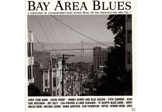 VARIOUS - Bay Area Blues-Vol.1 - (CD)