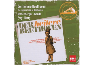 VARIOUS, Rothenberger/Gedda/Prey/Berry - Der Heitere Beethoven - (CD)