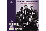 Contours And Dennis Edwar - Rare And Unissued Motown 1965-68 [CD]