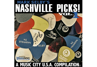 Mark Selby - Nashville Picks [CD]