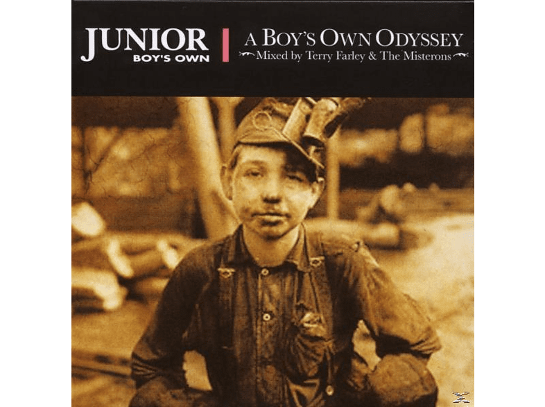 Terry & The Misterons(mixed By Various/farley - A Boy's Own Odyssey [CD]