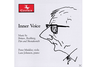 Peter Minkler, Lura Johnson - Inner Voice-die innere Stimme - (CD)