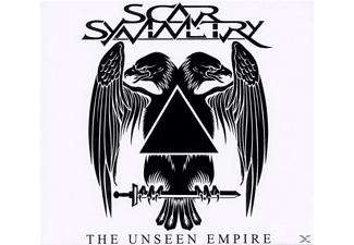Scar Symmetry - The Unseen Empire - (CD)