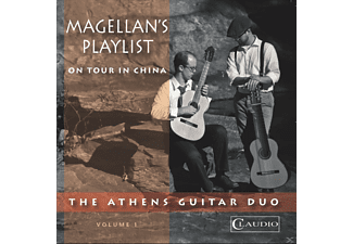 Athens Guitar Duo, Woodruff, Anderson - Magellan's Playlist/On Tour In China - (CD)