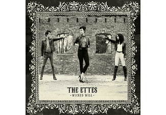 The Ettes - Wicked Will - (CD)