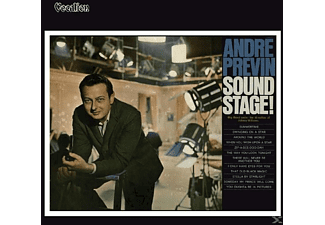 André & His Orchestra Previn - Sound Stage! [CD]