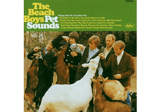 The Beach Boys - Pet Sounds/Monoversion - (CD)