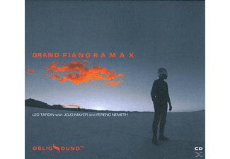 Grand Pianoramax - Grand Pianoramax - (CD)