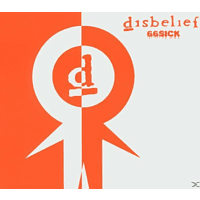 Disbelief - 66sick [CD]