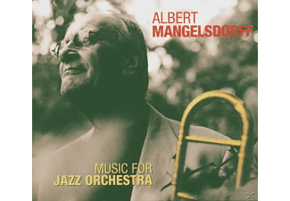 Mangelsdorff Albert - Music For Jazz Orchestra - (CD)